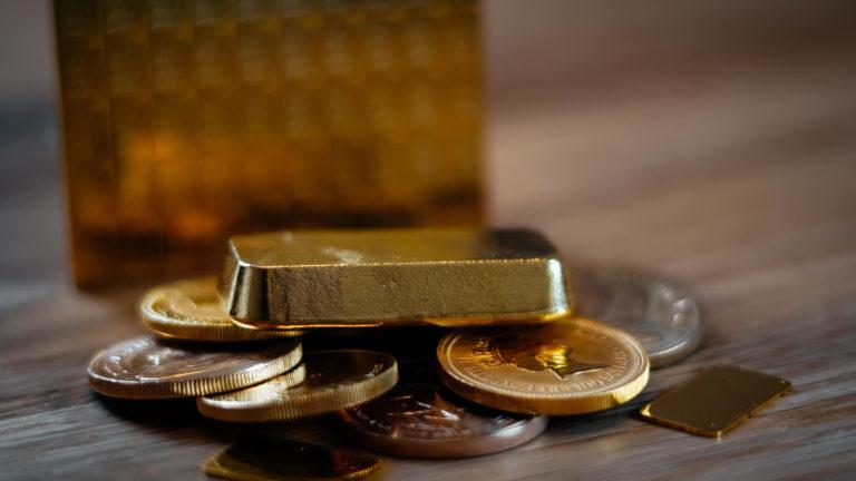 Gold Barren Münzen Ankauf