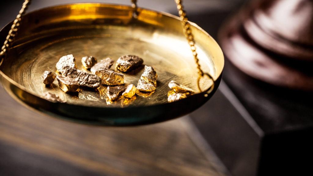 Gold Nugget Ankauf