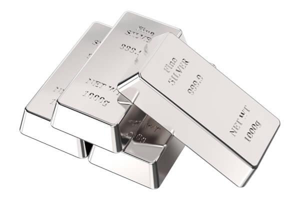 Silber Verkauf